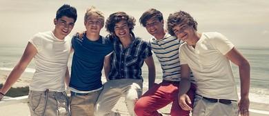One Direction Australian Tour 2013