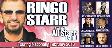 Ringo Starr & His All Starr Band Australian Tour