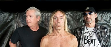Iggy And The Stooges Australian Tour