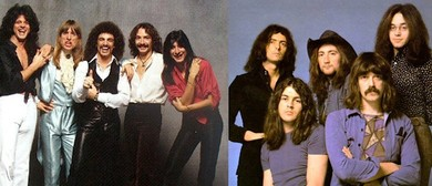 Deep Purple and Journey Australian Tour