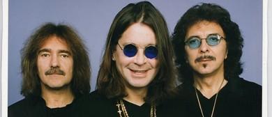 Black Sabbath Australian Tour