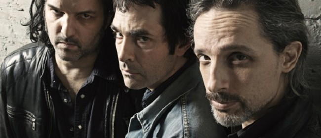 The Jon Spencer Blues Explosion Australian Tour