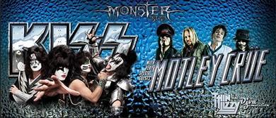 KISS and Mötley Crüe Australian Tour