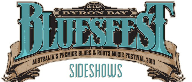 Bluesfest Sideshows