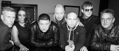 Happy Mondays Australian Tour