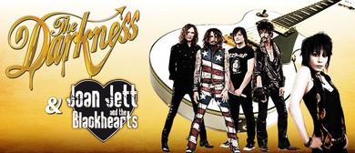 The Darkness and Joan Jett & The Blackhearts Australian Tour