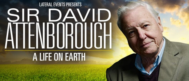 Sir David Attenborough Australian Tour