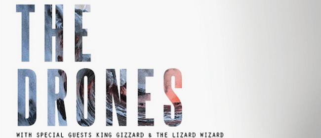 The Drones Australian Tour