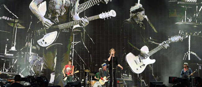 The Rolling Stones 2014 Tour