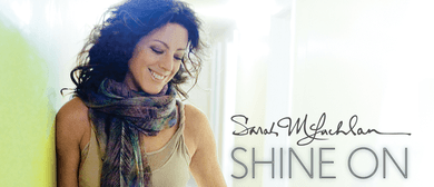 Sarah McLachlan - Shine on Tour 2015