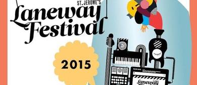 St. Jerome's Laneway Festival 2015