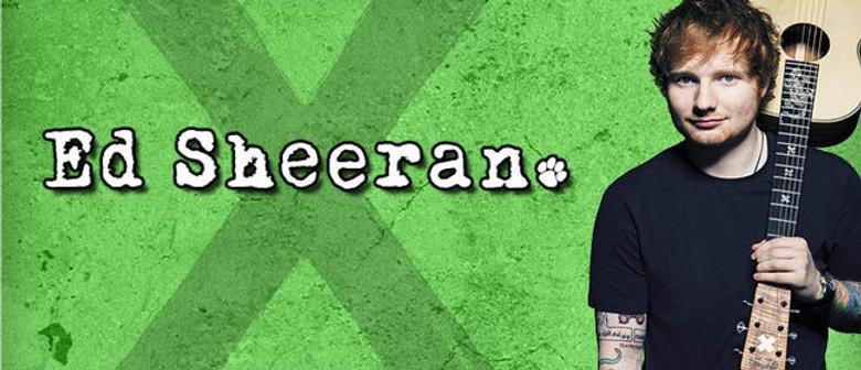Ed sheeran concert dates in Perth