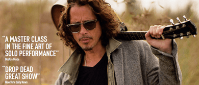Chris Cornell Returns Solo & Acoustic