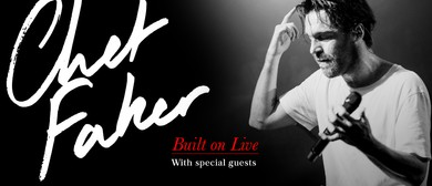 Chet Faker - Built On Live Tour