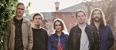 The Paper Kites - National Twelvefour Album Tour