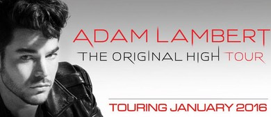 Adam Lambert - The Original High Tour