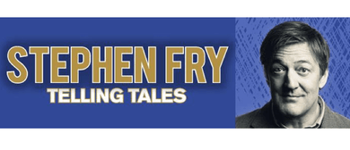 Stephen Fry – Telling Tales National Tour