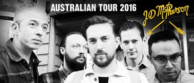 JD McPherson - East Coast Headline Tour