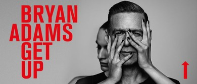 Bryan Adams - Get Up Tour