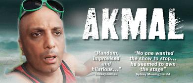 Akmal Australian Tour
