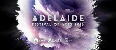 Adelaide Festival Of Arts 2016
