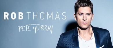 Rob Thomas - The Great Unknown World Tour