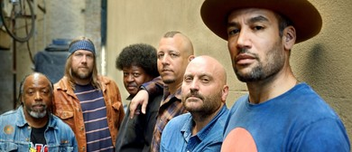 Ben Harper & The Innocent Criminals - Australian Tour 2016