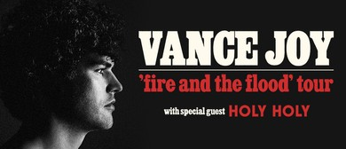 Vance Joy - Fire And The Flood Tour