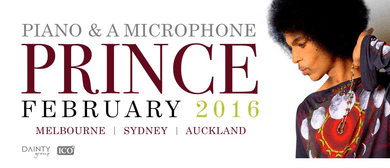 Prince - Piano & A Microphone Tour