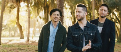 Boyce Avenue - Be Somebody World Tour