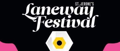 St. Jerome's Laneway Festival 2017