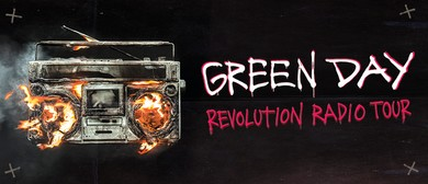 Green Day - Revolution Radio Tour