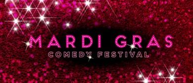 Mardi Gras Comedy Festival 2017