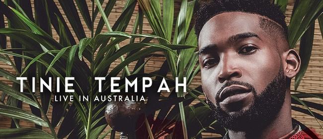 Tinie Tempah Australian Tour