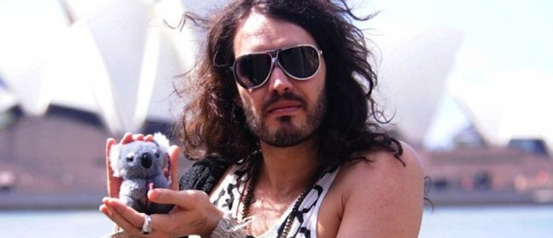 Russell Brand announces full Australian tour