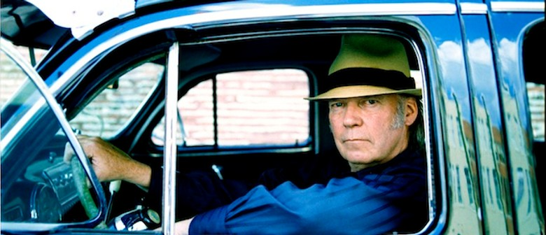 Neil Young and Crazy Horse to tour Australia