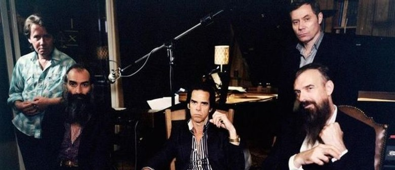 Nick Cave and the Bad Seeds announce 2013 national tour