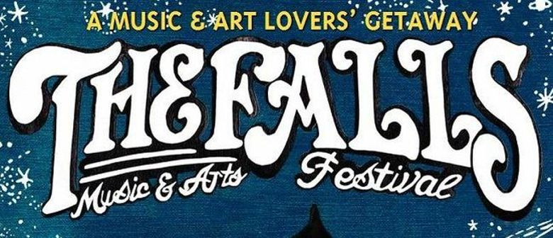 The Falls Festival releases 2012/2013 set times and mobile apps