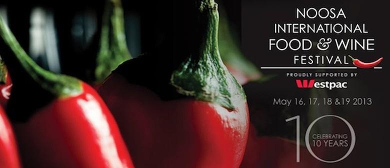 Noosa International Food and Wine Festival 2013 program released