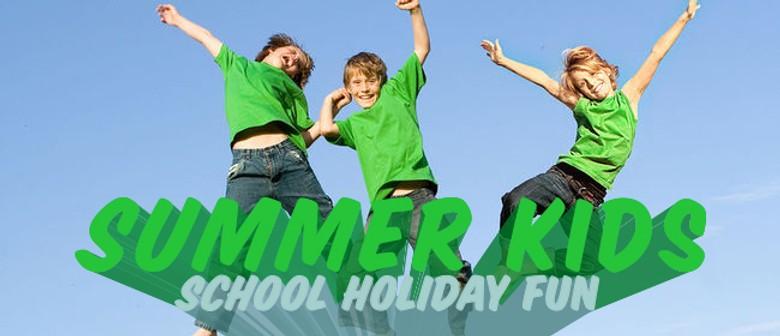 Summer Kids: school holidays fun with Eventfinder