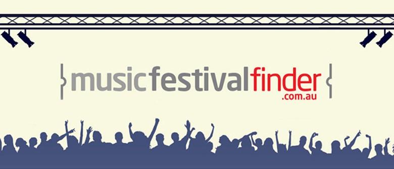 Musicfestivalfinder: Eventfinder's new music festival spin-off site