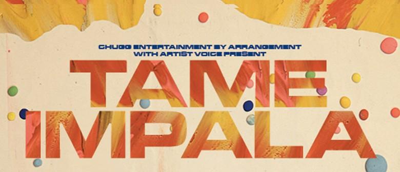 Tame Impala announce Australian tour