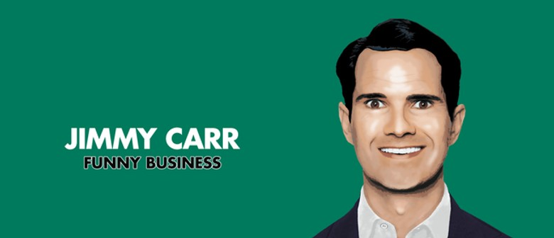 Jimmy Carr Funny Business Tour Australia