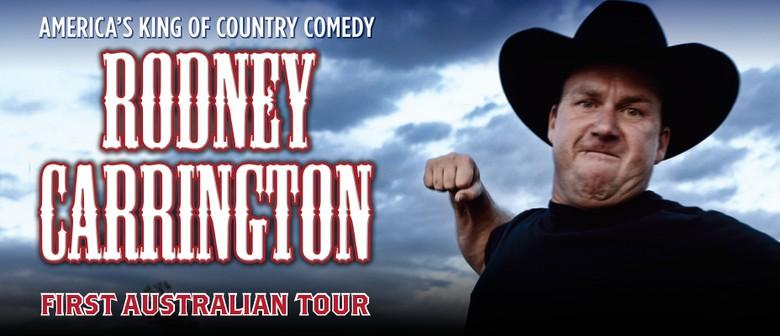 Rodney Carrington Australian Tour