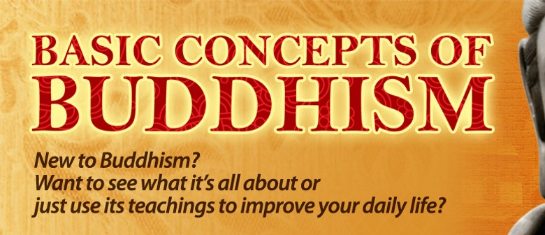 Basic Concepts of Buddhism