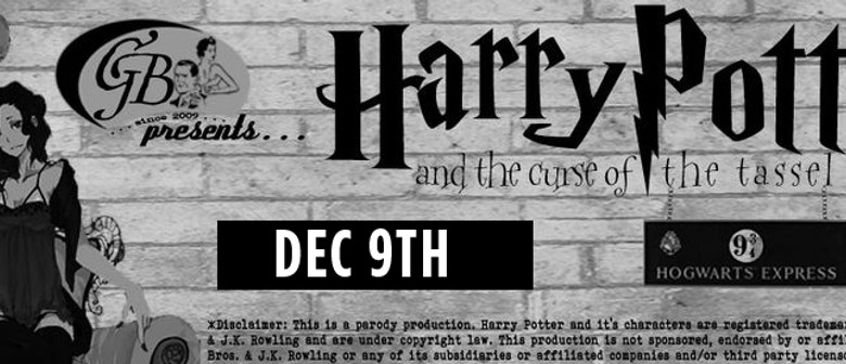 Xmas Special: Harry Potter and the Curse of the Tassel Twirl