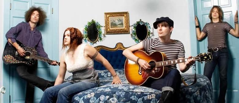 Silversun Pickups, The Dandy Warhols