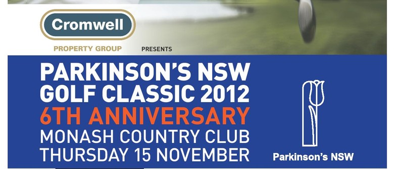 Parkinsons NSW Golf Challenge 2012