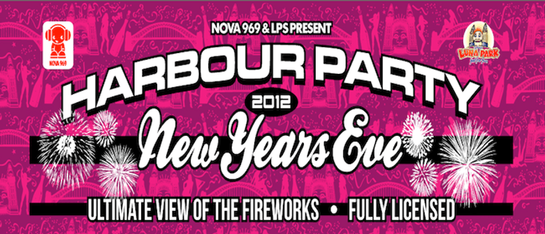 Harbour Party New Years Eve