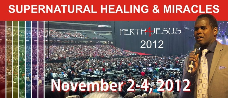 2012 Perth4Jesus Evangelist Rally